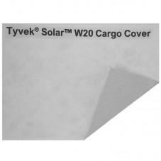 DuPont™ Tyvek® Solar™ W20 Housse protection air cargo UK/US 120x100x120 - Couverture de palette thermique, housse isotherme