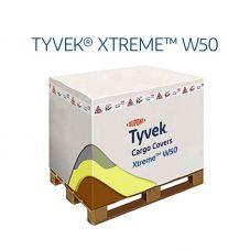 DuPont™ Tyvek® Solar™ W50 Housse protection air cargo UK/US 120x100x160 - Couverture de palette thermique, housse isotherme